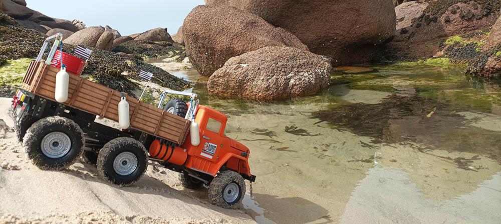 Camion Zil 131 6x6 impression 3D avec balancier totalement fait maison - Page 11 Peros-25