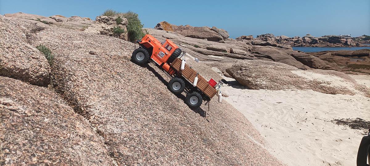 Camion Zil 131 6x6 impression 3D avec balancier totalement fait maison - Page 12 Peros-31