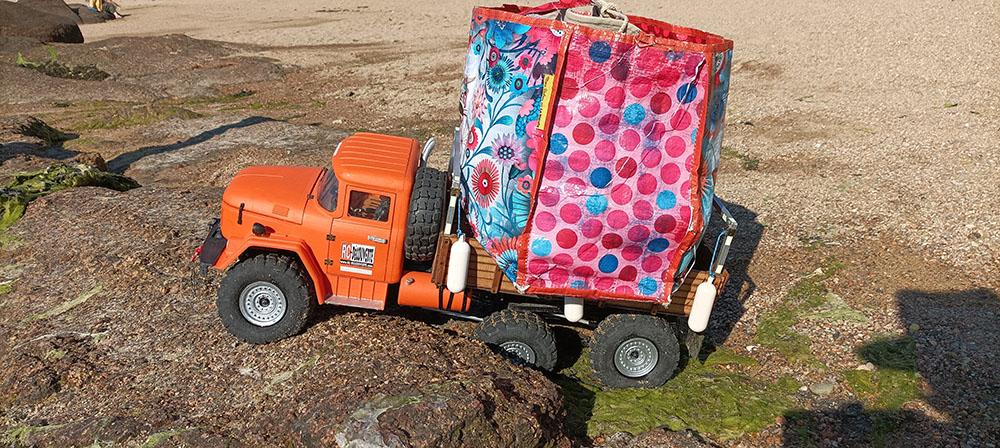 Camion Zil 131 6x6 impression 3D avec balancier totalement fait maison - Page 12 Peros-35