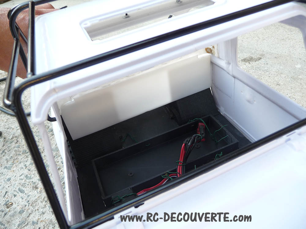 Fabrication Land Rover Pickup Defender D90 pour Léo - Page 3 Pickup25