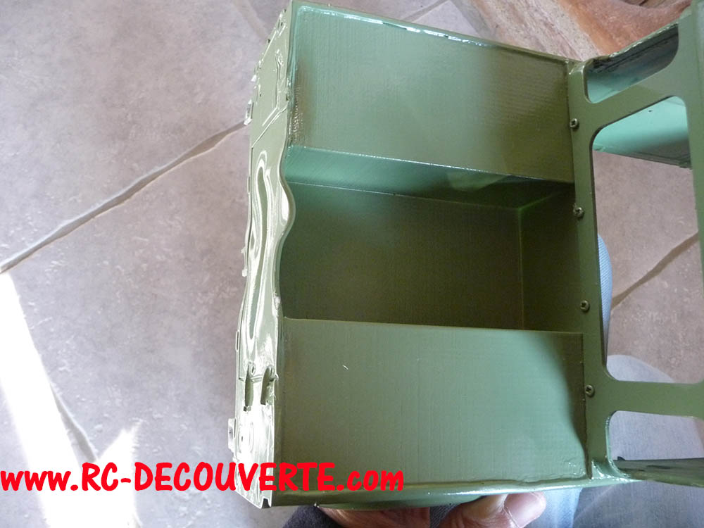 Fabrication Land Rover Pickup Defender D90 pour Léo - Page 4 Pickup34