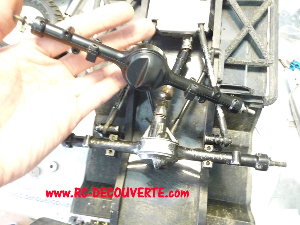 Fabrication Land Rover Pickup Defender D90 pour Léo - Page 8 Pickup47