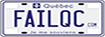 Plaque immatriculation Plaque14