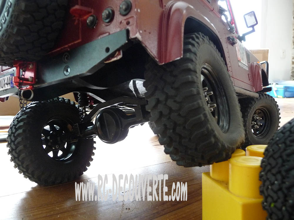 Rc4wd Gelande 2 Land Rover Defender D90 : Présentation et Modification - Page 5 Pneus-10
