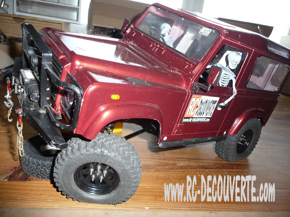 Rc4wd Gelande 2 Land Rover Defender D90 : Présentation et Modification - Page 5 Pneus-11