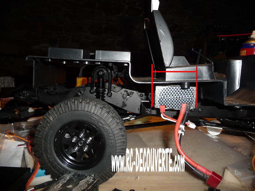 Rc4wd Gelande 2 Land Rover Defender D90 : Présentation et Modification - Page 2 Proble13