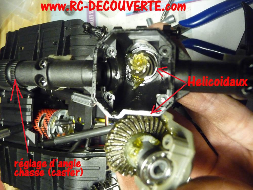 Crawler Reely Free Men Extreme RTR RE-6549612 VS Scx10 II : Présentation et modification by Louloux Reely-16