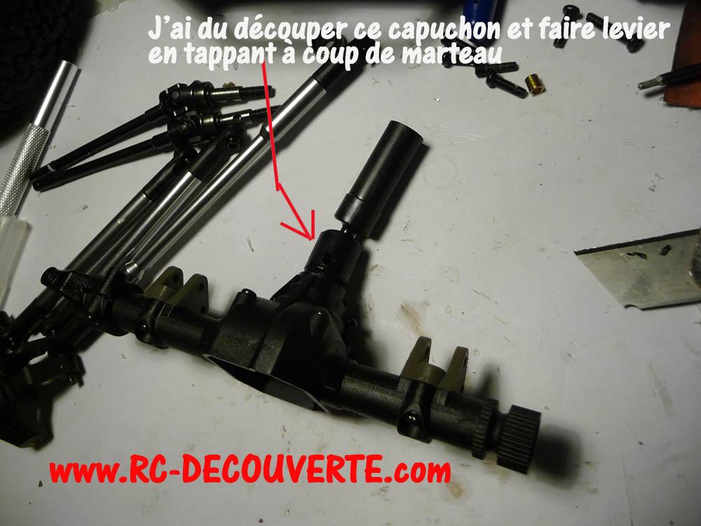 Crawler Reely Free Men Extreme RTR RE-6549612 VS Scx10 II : Présentation et modification by Louloux Reely-18