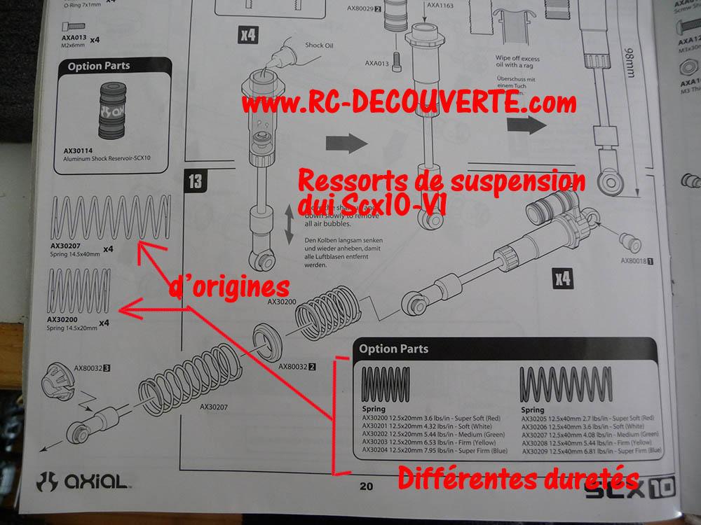 Crawler Reely Free Men Extreme RTR RE-6549612 VS Scx10 II : Présentation et modification by Louloux Reely-20