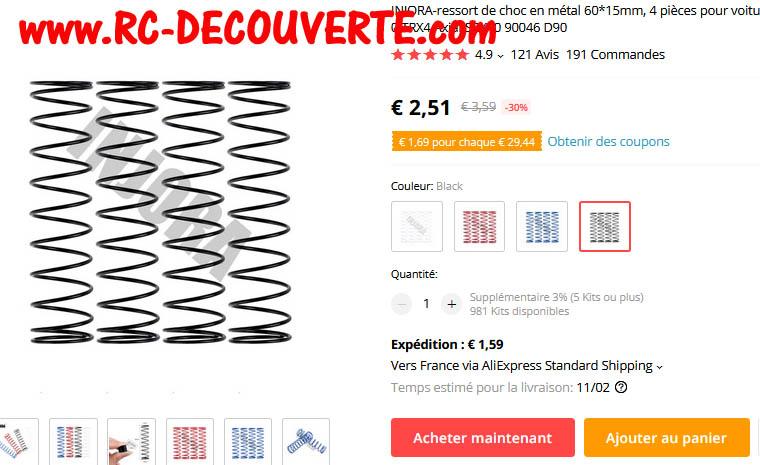 Crawler Reely Free Men Extreme RTR RE-6549612 VS Scx10 II : Présentation et modification by Louloux Reely-21