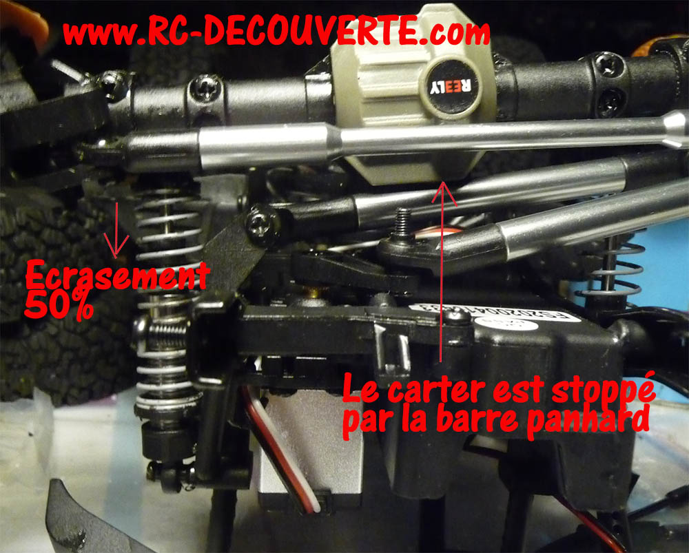 Crawler Reely Free Men Extreme RTR RE-6549612 VS Scx10 II : Présentation et modification by Louloux Reely-25