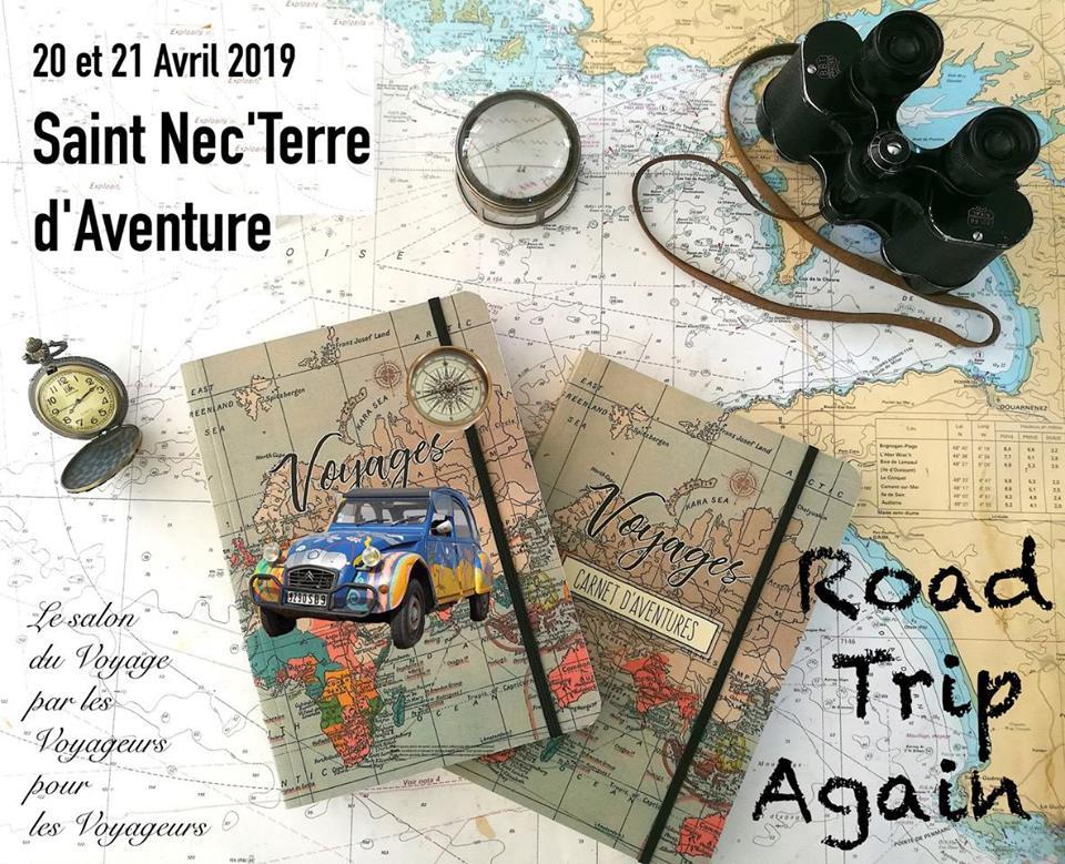 Salon Road Trip Again : le salon du Voyage, par les Voyageurs et pour les Voyageurs Salon_10