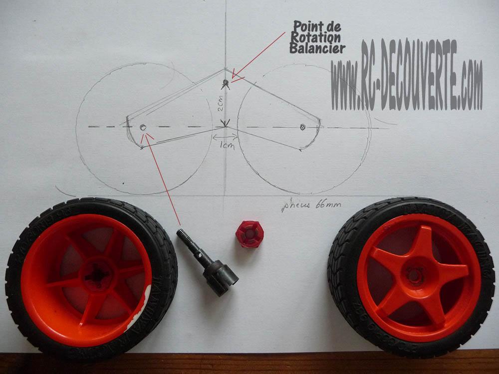 Fabrication remorque plateau à suspension ou balancier - Page 2 Schema12