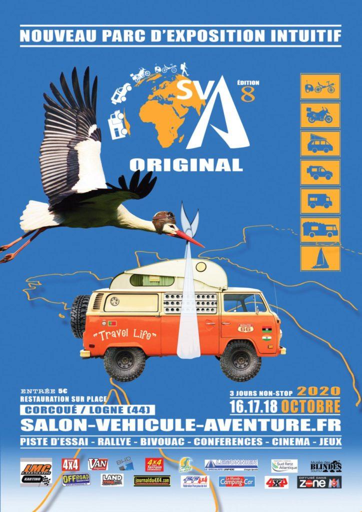 Salon du Véhicule d'Aventure SVA 2021 - Corcoué sur Logne (44) : du 11 au 13 juin - Page 2 Sva20212