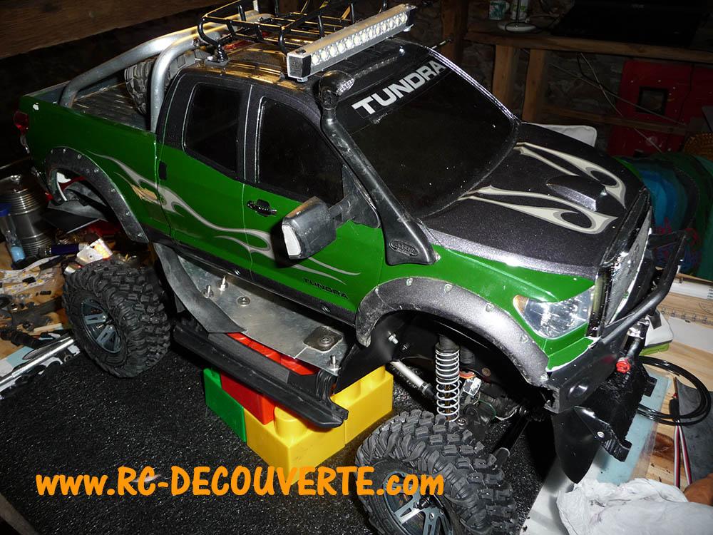 Nouveau projet pour Louloux : devinette Toyota63