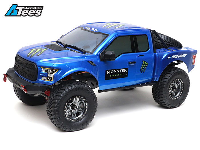 Nouveau Traction Hobby Ford F150 1/8 ARTR Cragsman Tracti11