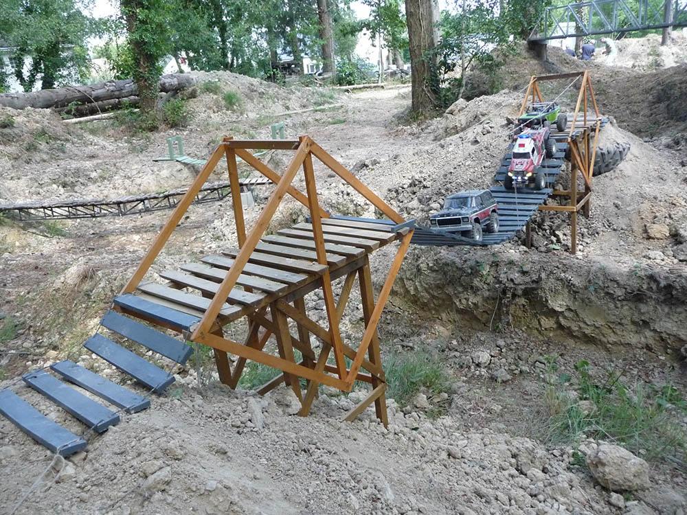 Sorties Rc Scale et Crawler tout terrain 4x4 à Nantes et Région Nantaise 44 Juin 2020 Trava106