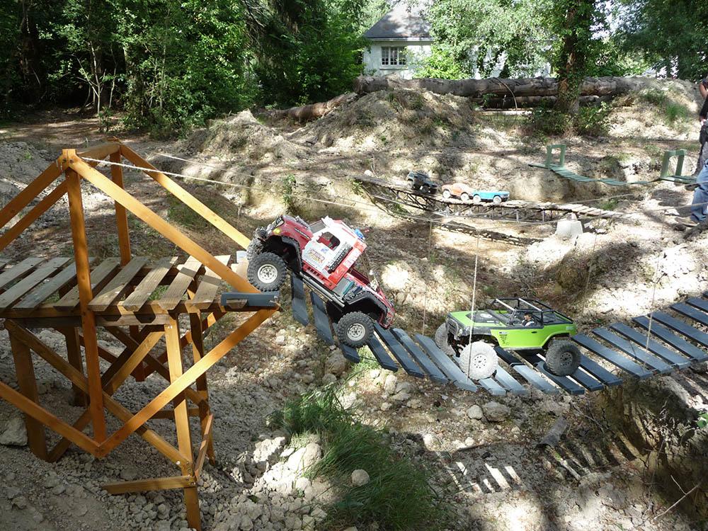Sorties Rc Scale et Crawler tout terrain 4x4 à Nantes et Région Nantaise 44 Juin 2020 Trava108