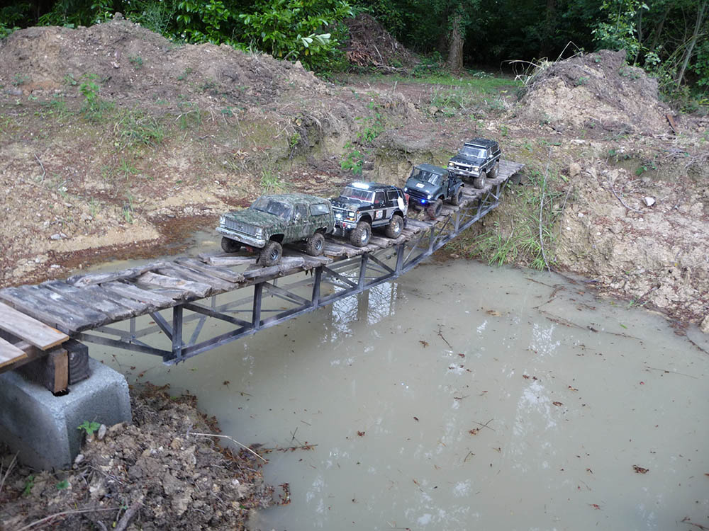 Sorties Rc Scale et Crawler tout terrain 4x4 à Nantes et Région Nantaise 44 Juin 2020 Trava137