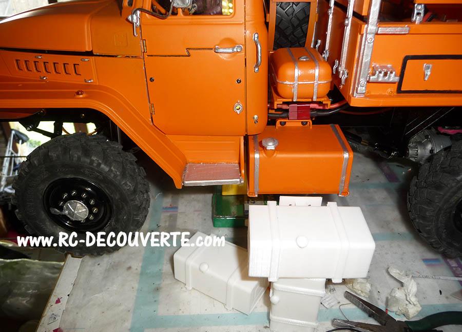 Camion Cross RC UC6 6x6 de Louloux : Montage et Présentation - Page 16 Uc6-am16