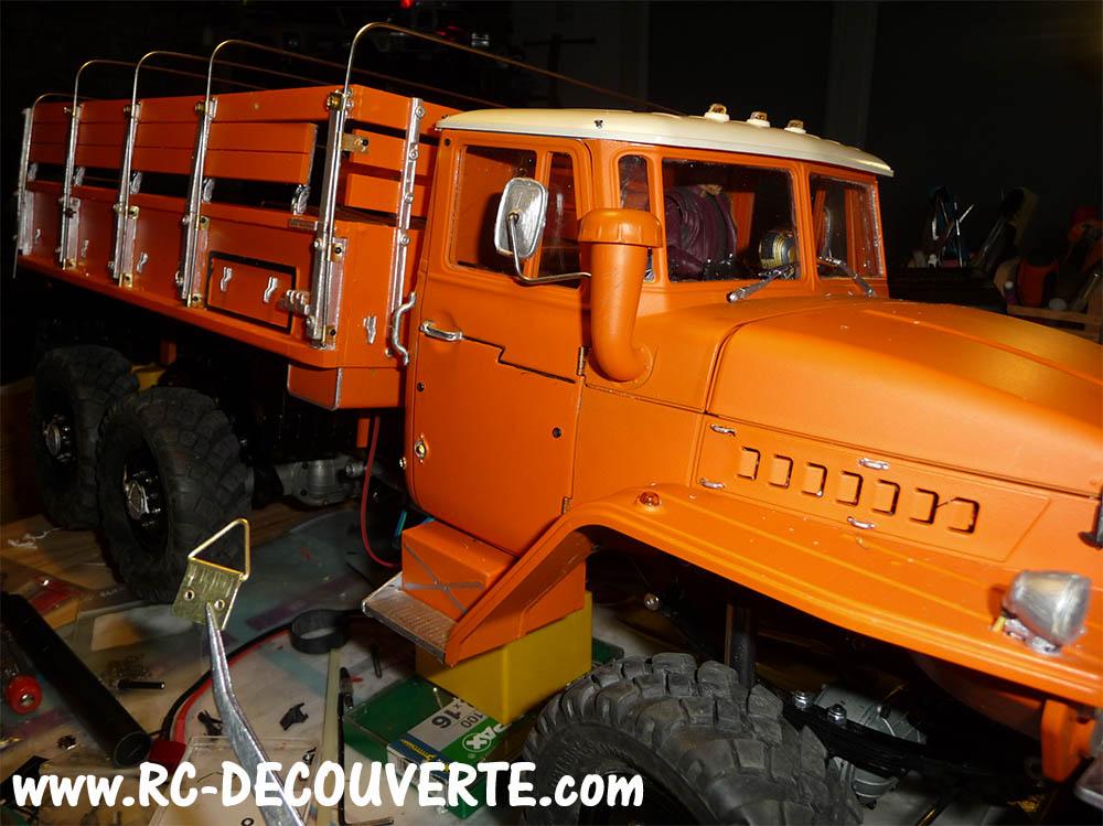 Camion Cross RC UC6 6x6 de Louloux : Montage et Présentation - Page 16 Uc6-am31