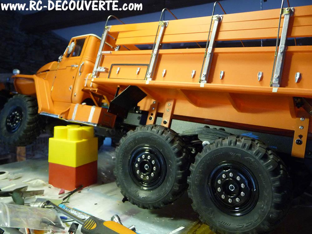 Camion Cross RC UC6 6x6 de Louloux : Montage et Présentation - Page 17 Uc6-am46