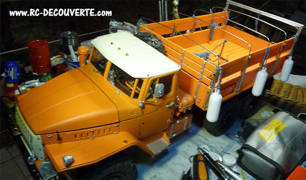 Camion Cross RC UC6 6x6 de Louloux : Montage et Présentation - Page 18 Uc6-am54
