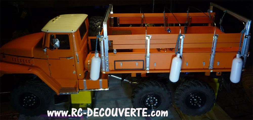Camion Cross RC UC6 6x6 de Louloux : Montage et Présentation - Page 18 Uc6-am60