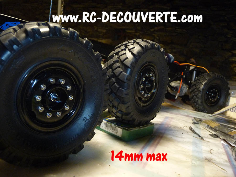 Camion Cross RC UC6 6x6 de Louloux : Montage et Présentation - Page 9 Uc6-ba20