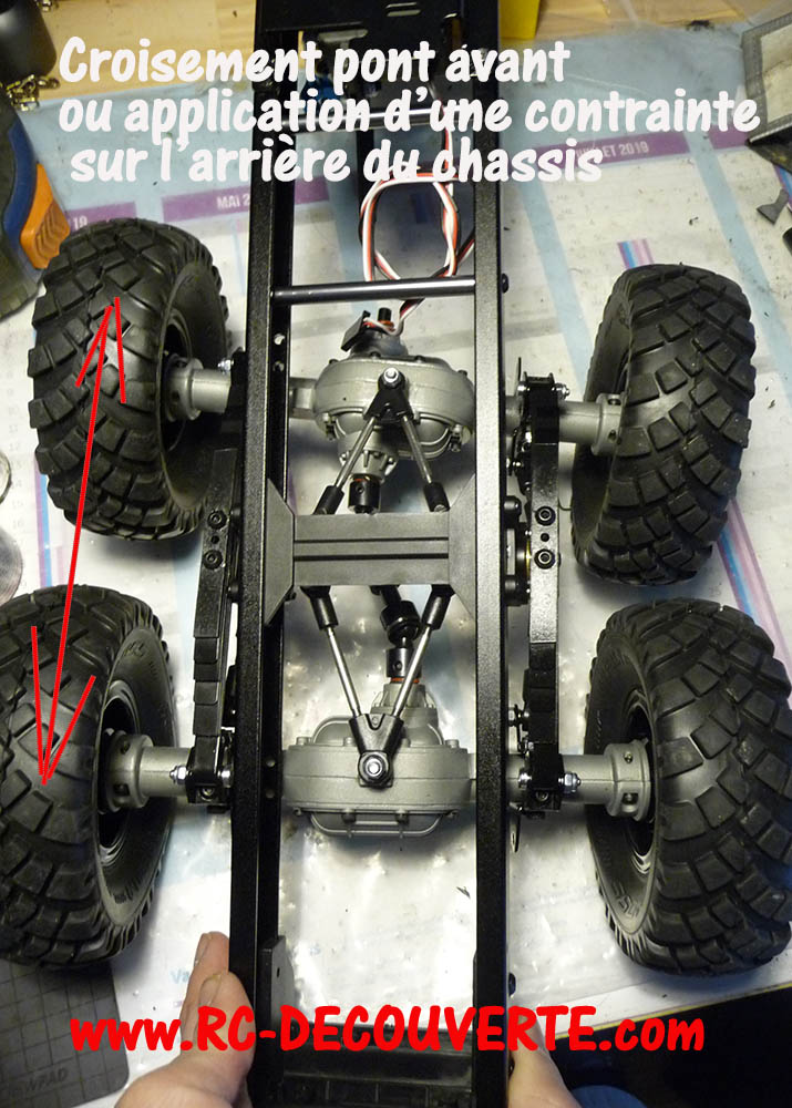 Camion Cross RC UC6 6x6 de Louloux : Montage et Présentation - Page 9 Uc6-ba28