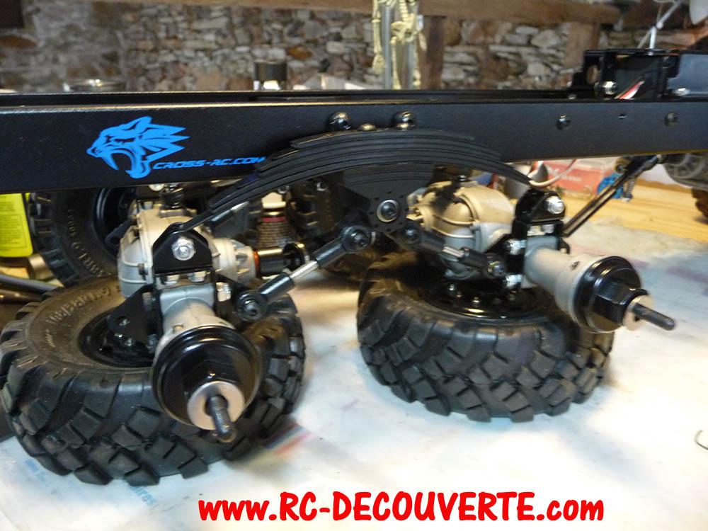 Camion Cross RC UC6 6x6 de Louloux : Montage et Présentation - Page 9 Uc6-ba32