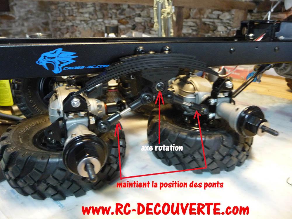 Camion Cross RC UC6 6x6 de Louloux : Montage et Présentation - Page 9 Uc6-ba33