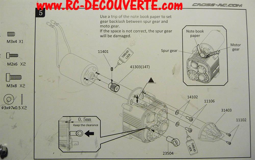 Camion Cross RC UC6 6x6 de Louloux : Montage et Présentation - Page 2 Uc6-bo12
