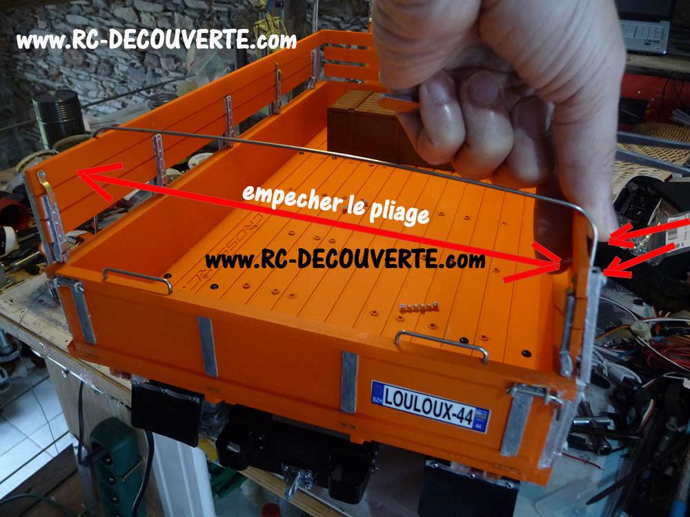 Camion Cross RC UC6 6x6 de Louloux : Montage et Présentation - Page 16 Uc6-de11
