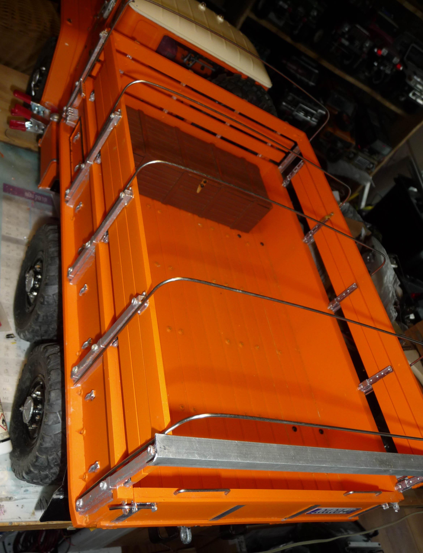 Camion Cross RC UC6 6x6 de Louloux : Montage et Présentation - Page 16 Uc6-de15