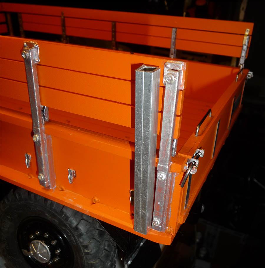 Camion Cross RC UC6 6x6 de Louloux : Montage et Présentation - Page 16 Uc6-de16