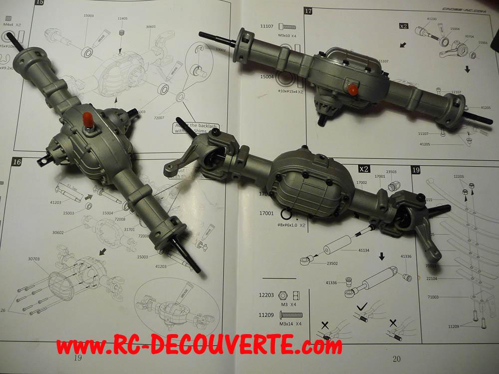 Camion Cross RC UC6 6x6 de Louloux : Montage et Présentation - Page 3 Uc6-pn23