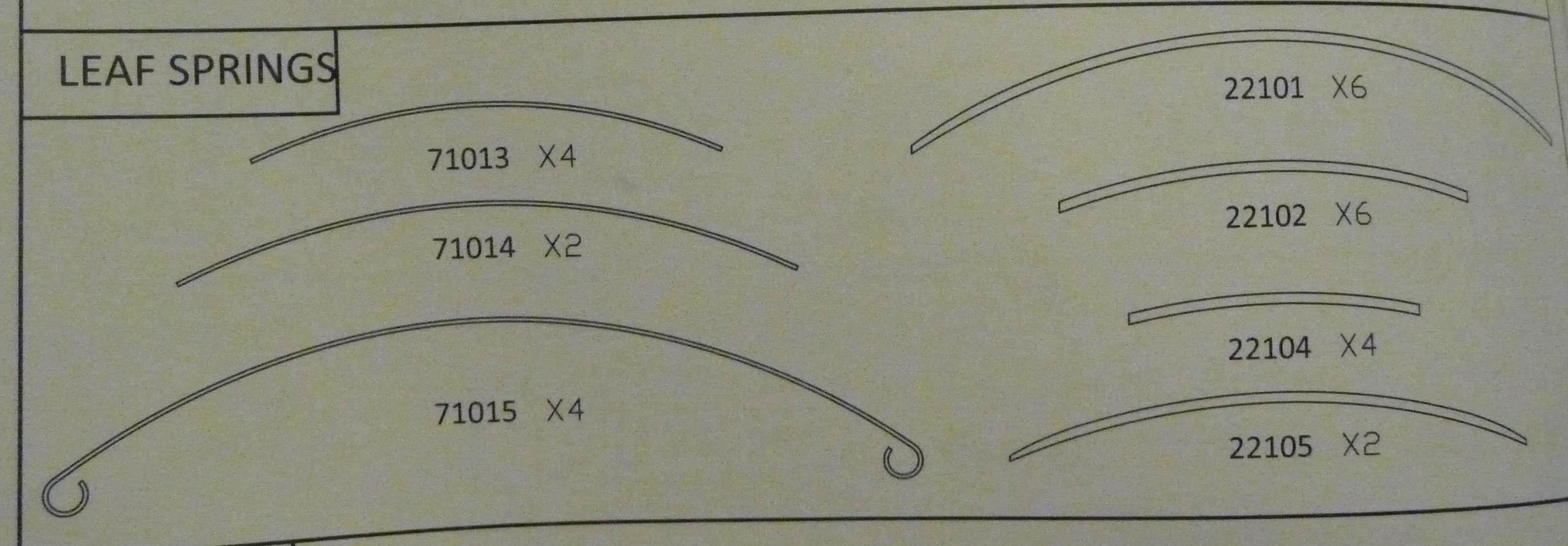 Camion Cross RC UC6 6x6 de Louloux : Montage et Présentation - Page 4 Uc6-su14