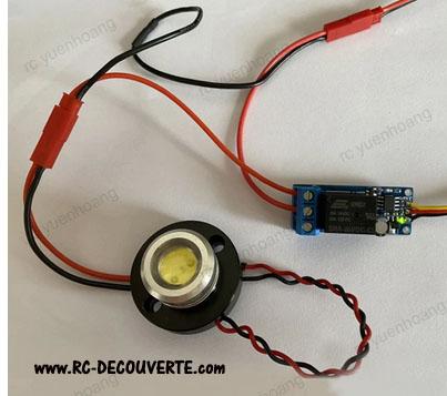 Acheter ou Fabriquer un controleur ou circuit pour vibreur ou moteur à vibration pour RC Vibreu11
