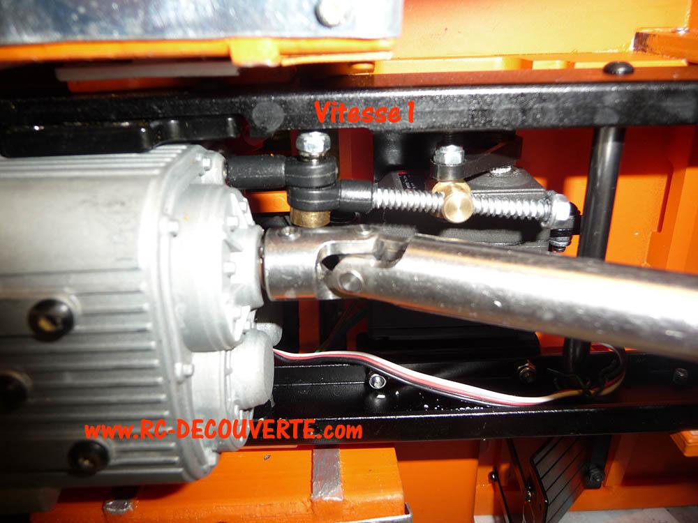 Camion Cross RC UC6 6x6 de Louloux : Montage et Présentation - Page 17 Vitess10
