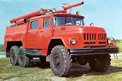 Camion Zil 131 6x6 impression 3D avec balancier totalement fait maison - Page 2 Zil-1310