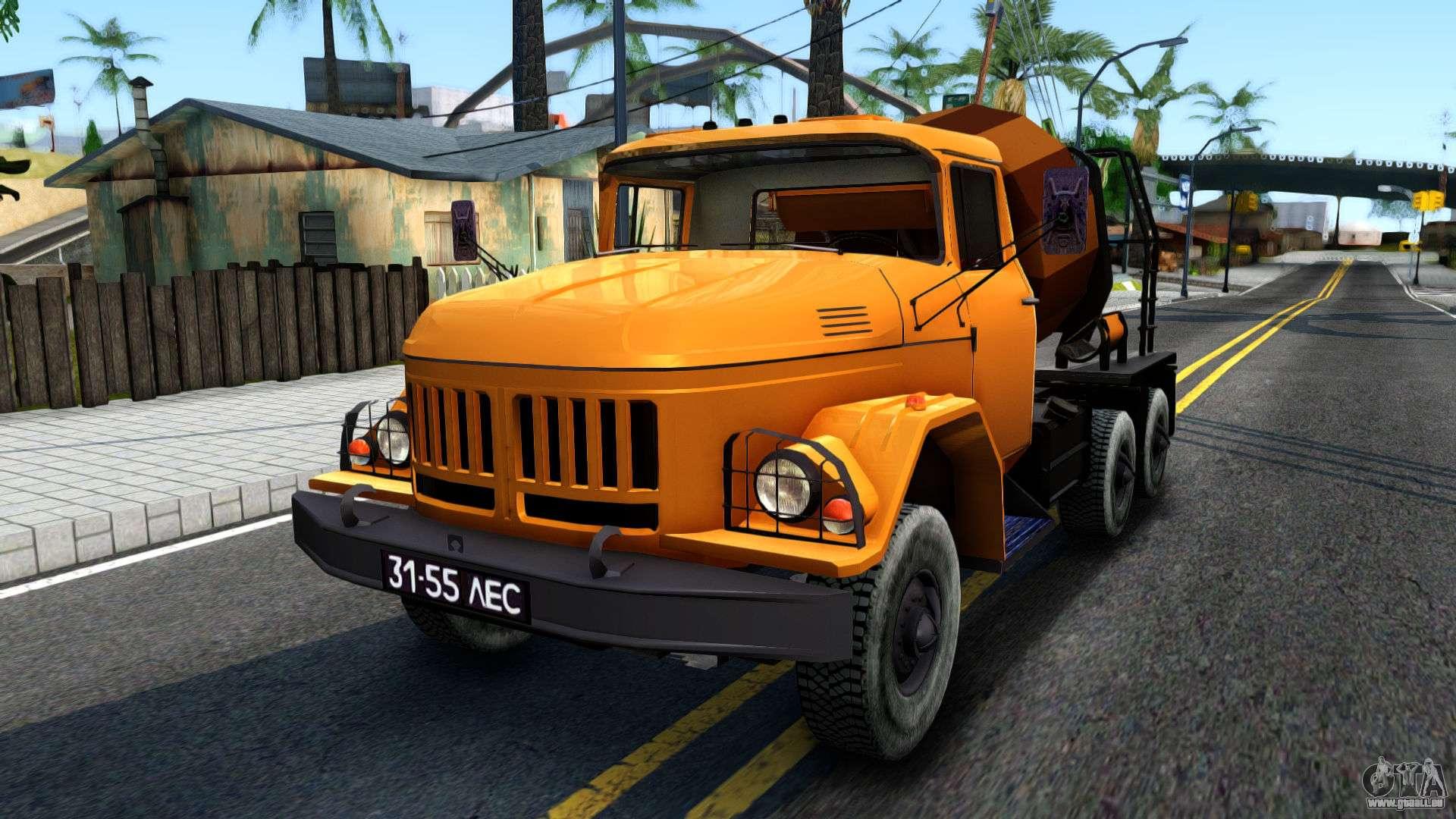 Camion Zil 131 6x6 impression 3D avec balancier totalement fait maison - Page 2 Zil-1312