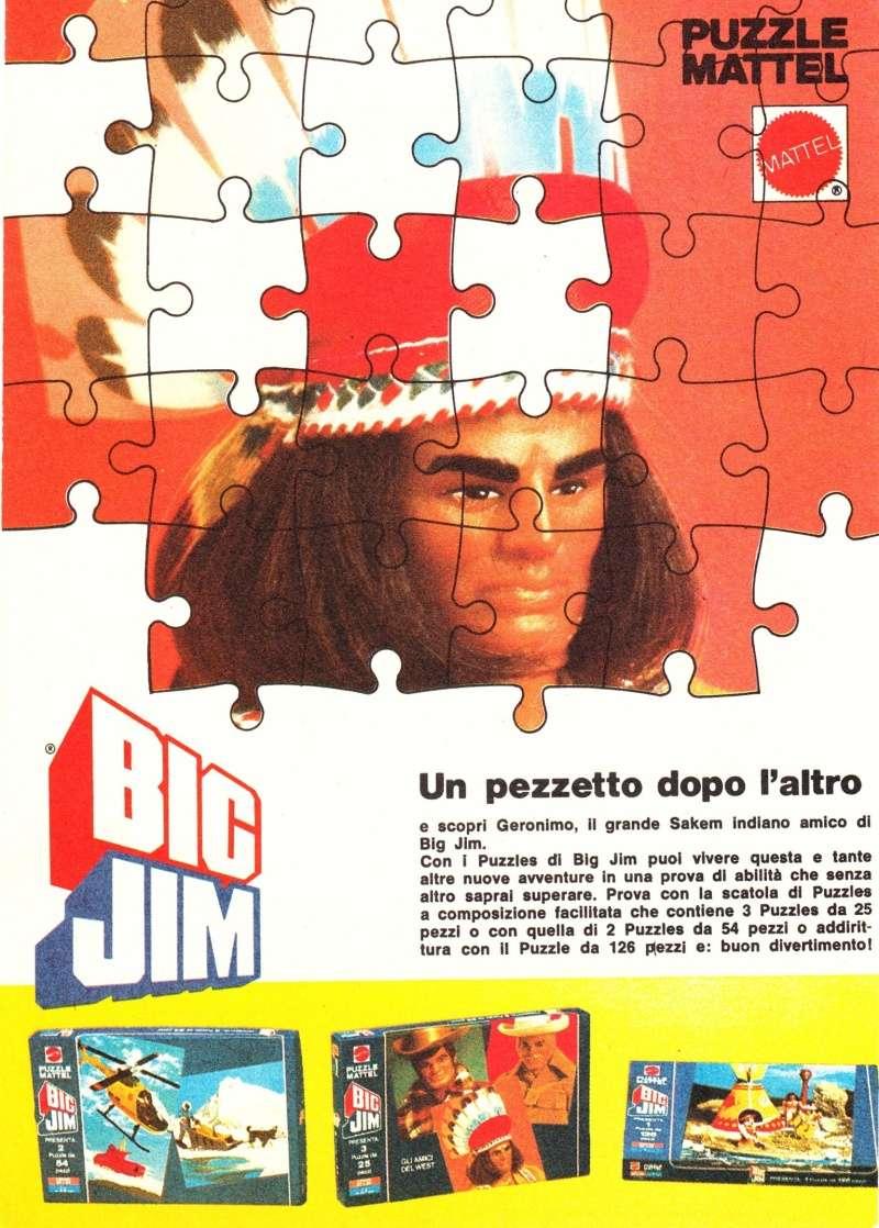 """PUBBLICITÀ """"PUZZLE MATTEL"""" Image45"""
