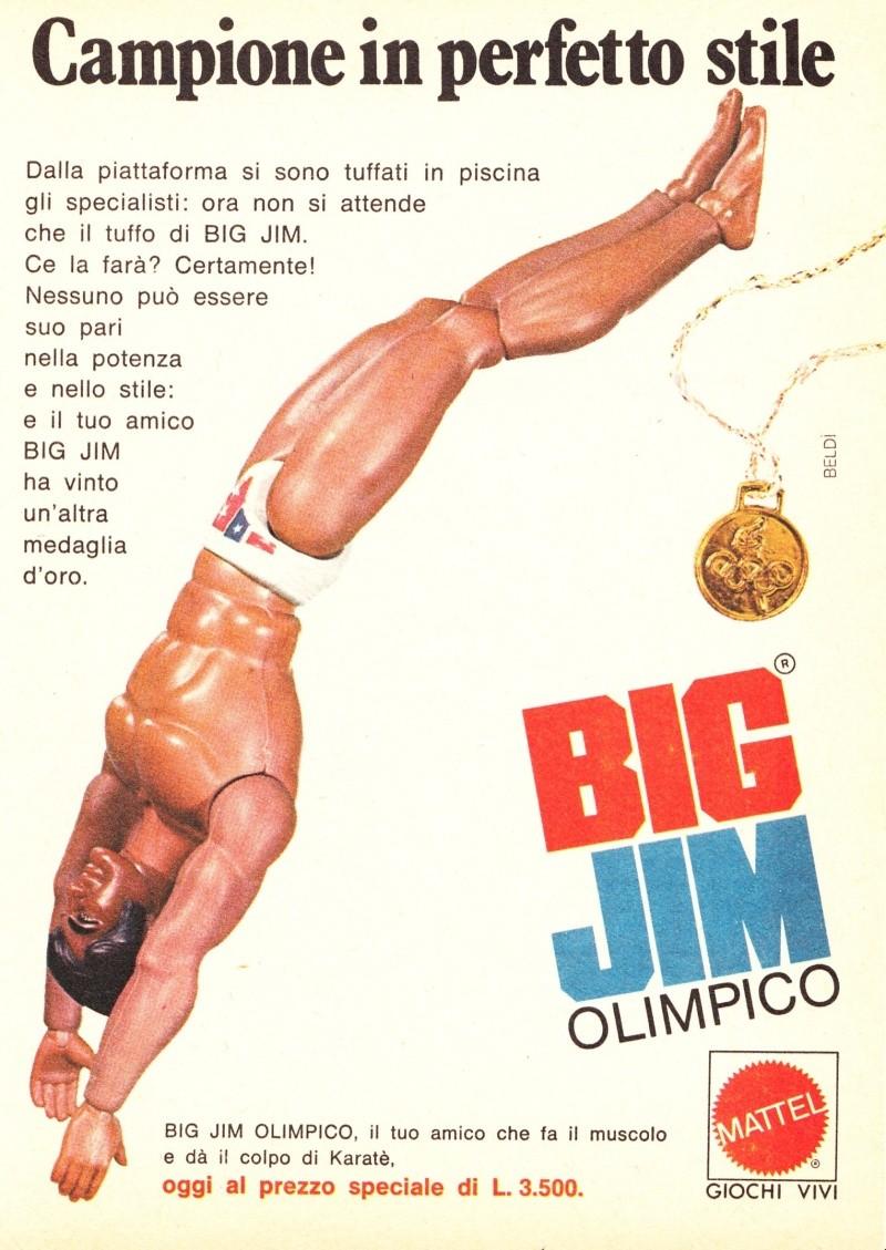 "PUBBLICITÀ ""BIG JIM OLIMPICO"" Image50"