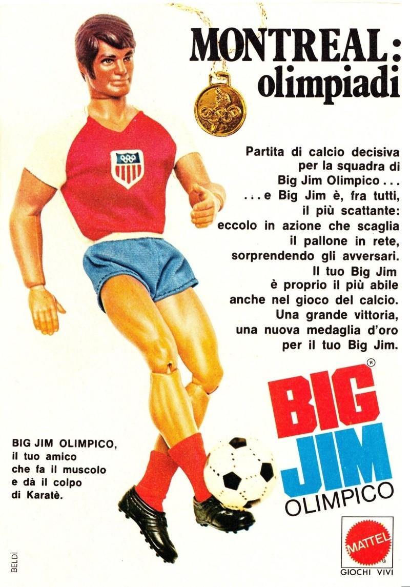 "PUBBLICITÀ ""BIG JIM OLIMPICO"" Image51"