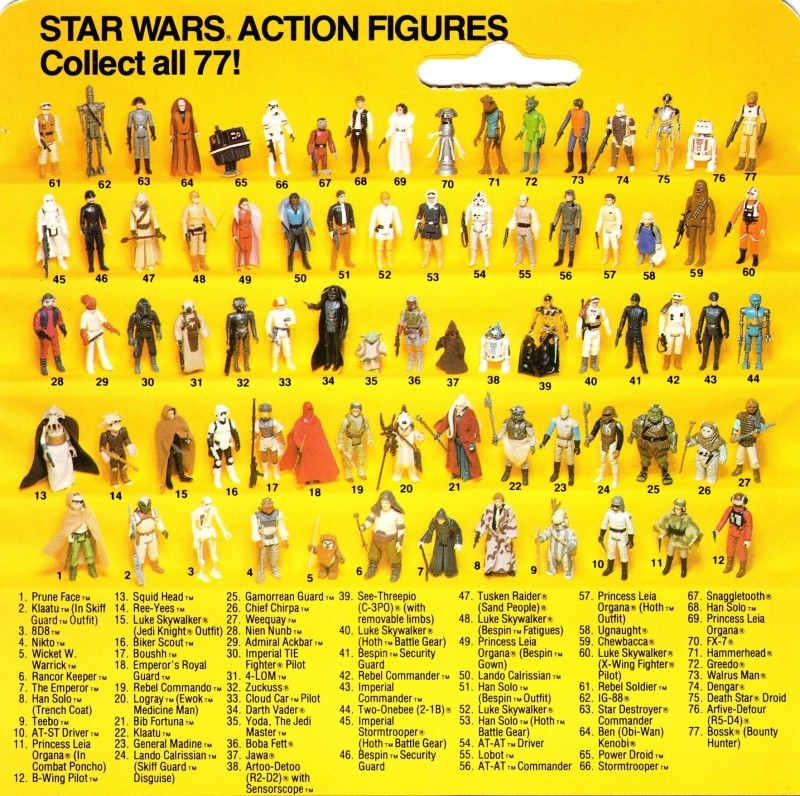 004 STAR WARS COLLECTION AND ARTWORK  Image88