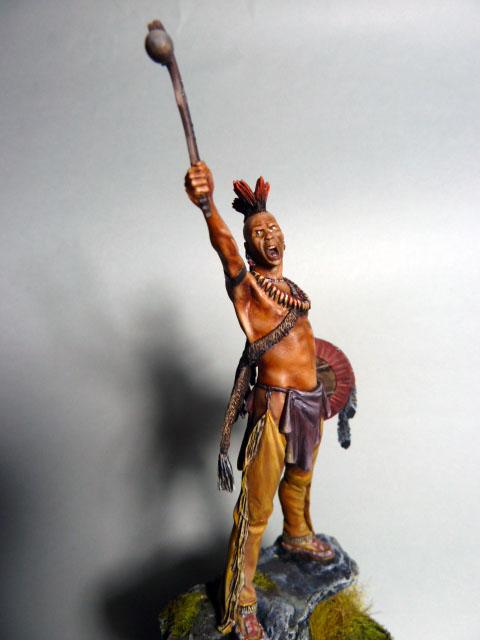 Guerrier Pawnee , Pégaso 75 mm P1080432