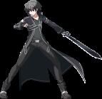 Battler Kirito SAO pour combat LMBS Kirito10