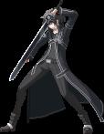 Battler Kirito SAO pour combat LMBS Kirito12