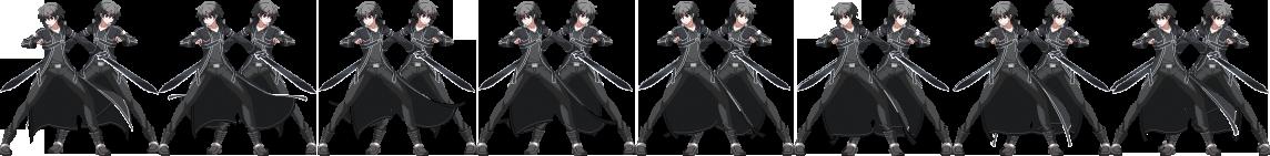 Battler Kirito SAO pour combat LMBS Kirito16